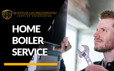 Home boiler service from Quantum Gas Engineering in St John's Wood.