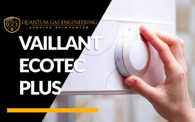 New Vaillant ecoTEC Plus Boiler Installation in Primrose Hill