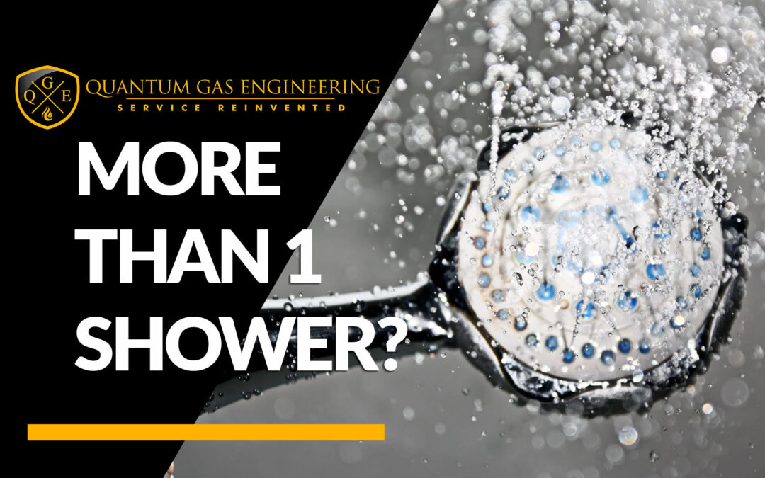 Property Has More Than 1 Shower? Which Boiler Is Right For You