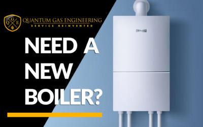 A New Vaillant Boiler Installation in Primrose Hill
