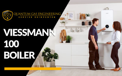 Viessmann 100 Boiler Installation in Primrose Hill
