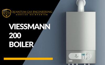 Viessmann 200 Boiler Installation in Primrose Hill