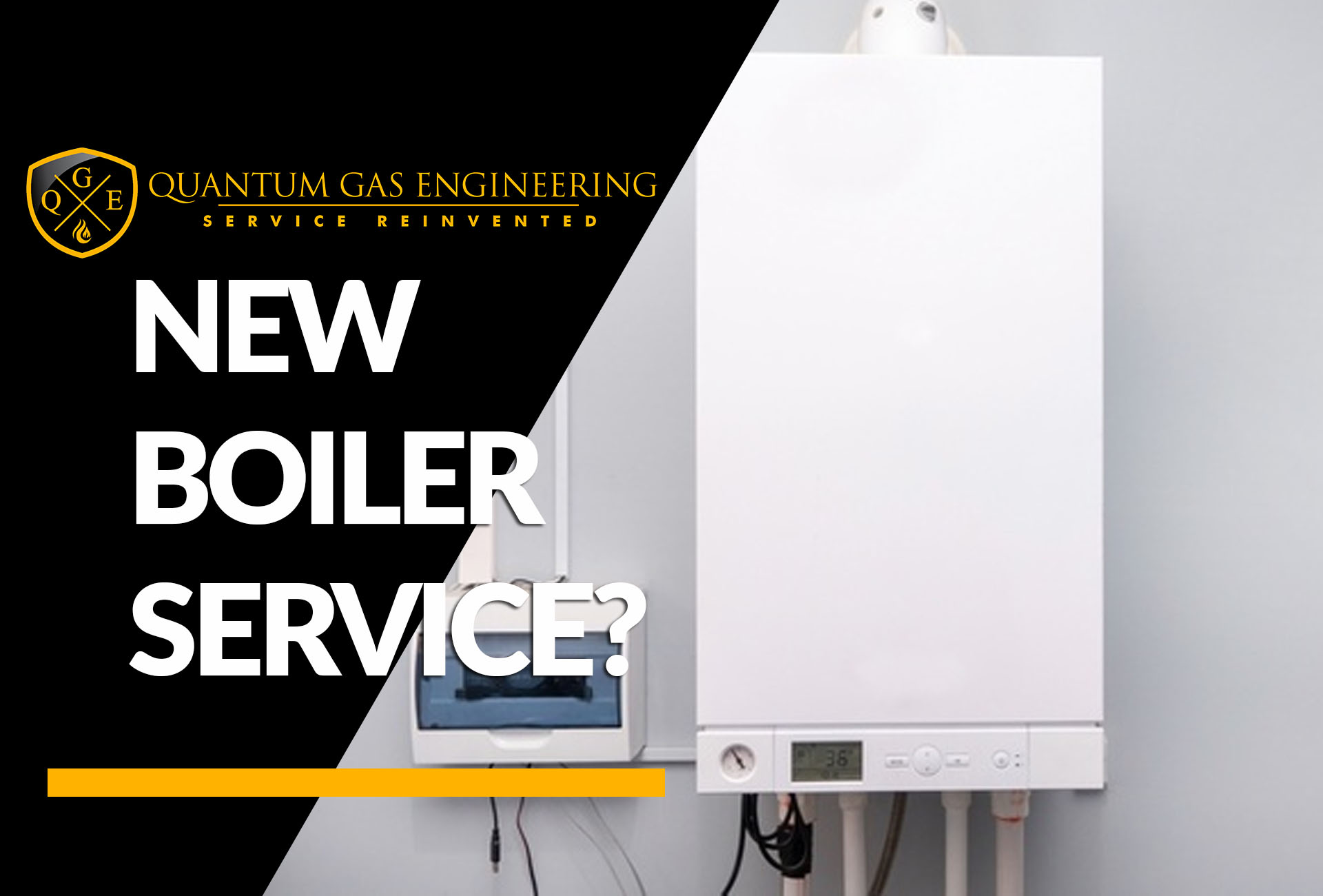 need a new boiler service?