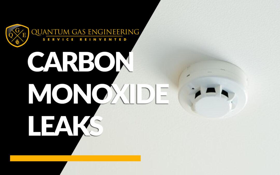 Carbon Monoxide Leaks – How To Spot The Dangers?