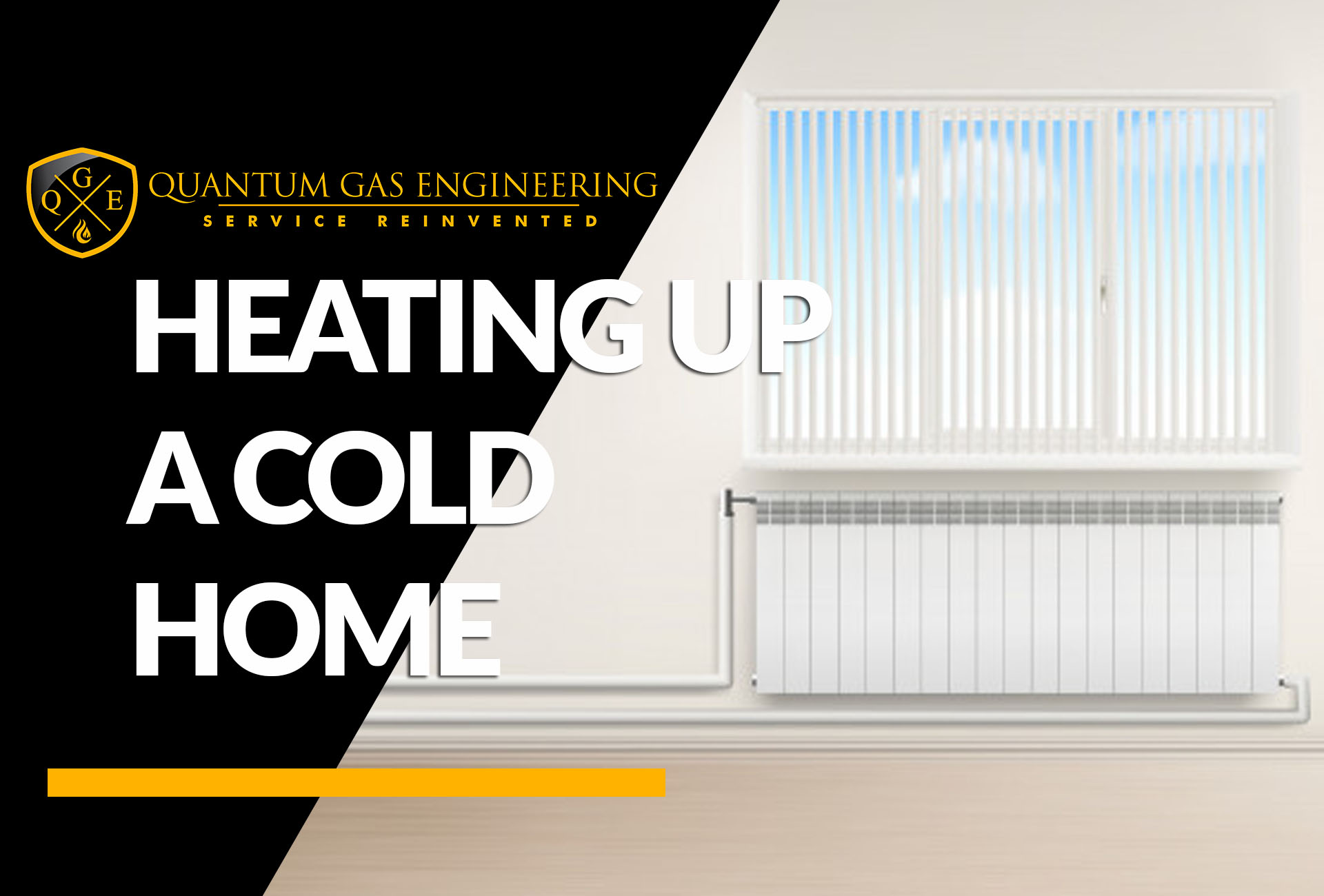 HEATING COLD HOME