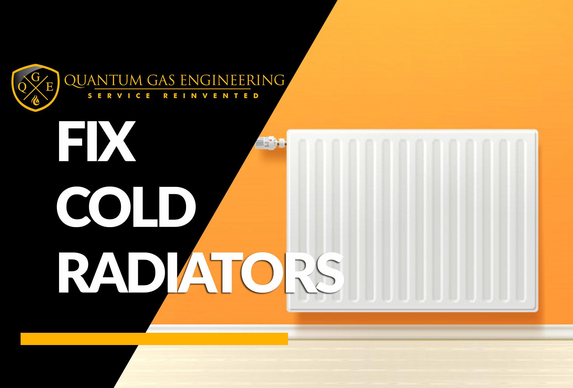 fix cold radiators