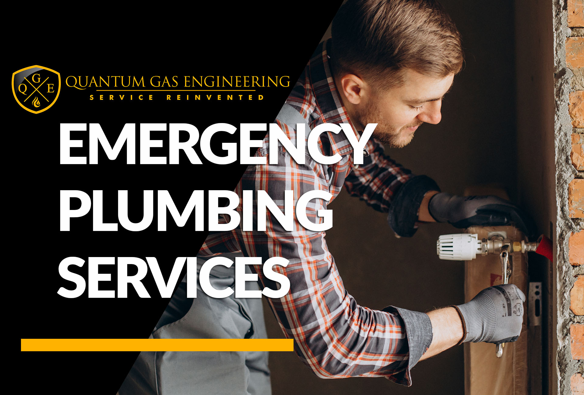 emergency plumbing services north london