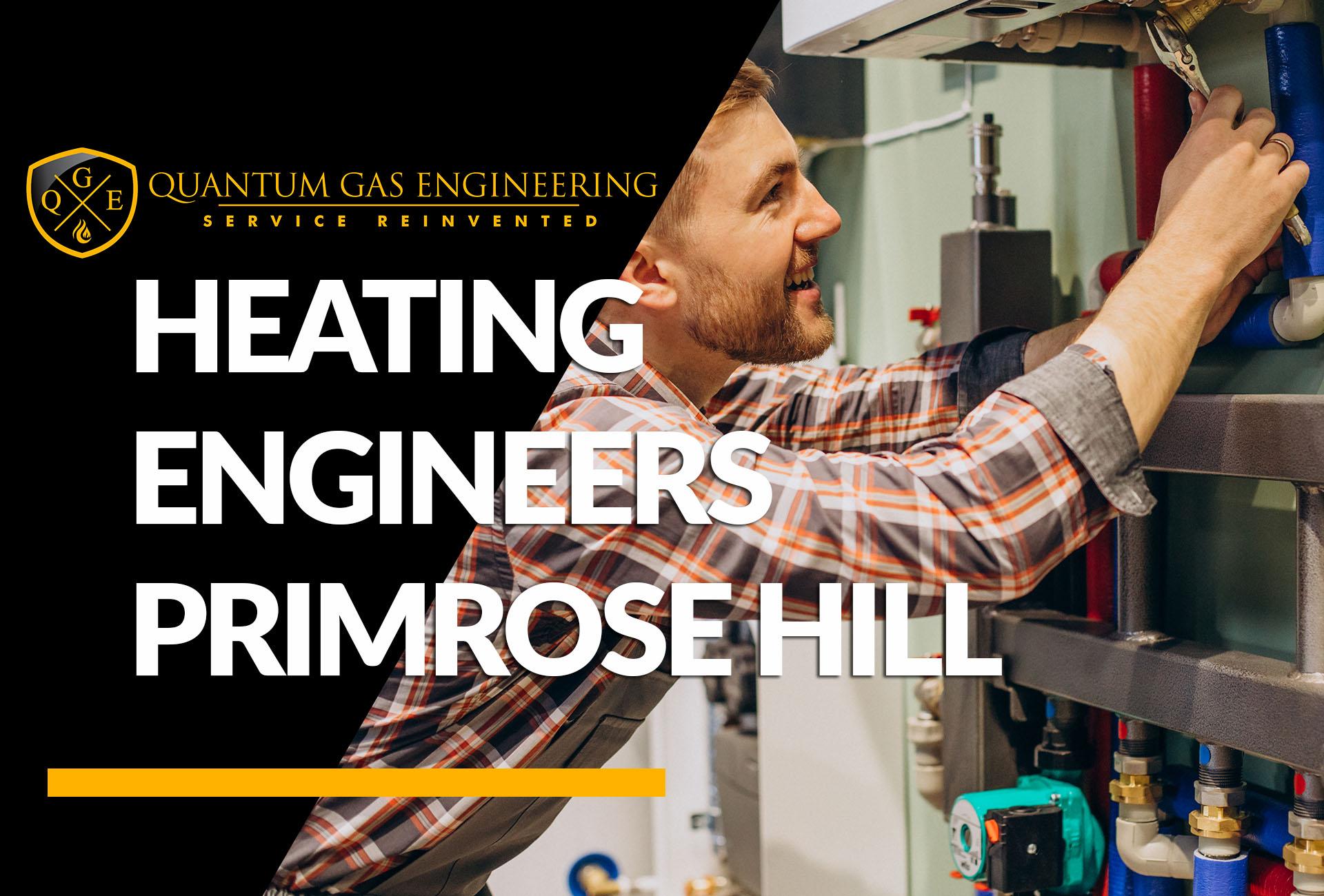 heating engineer primrose hill