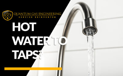 Why does it take time for hot water to reach my taps?!