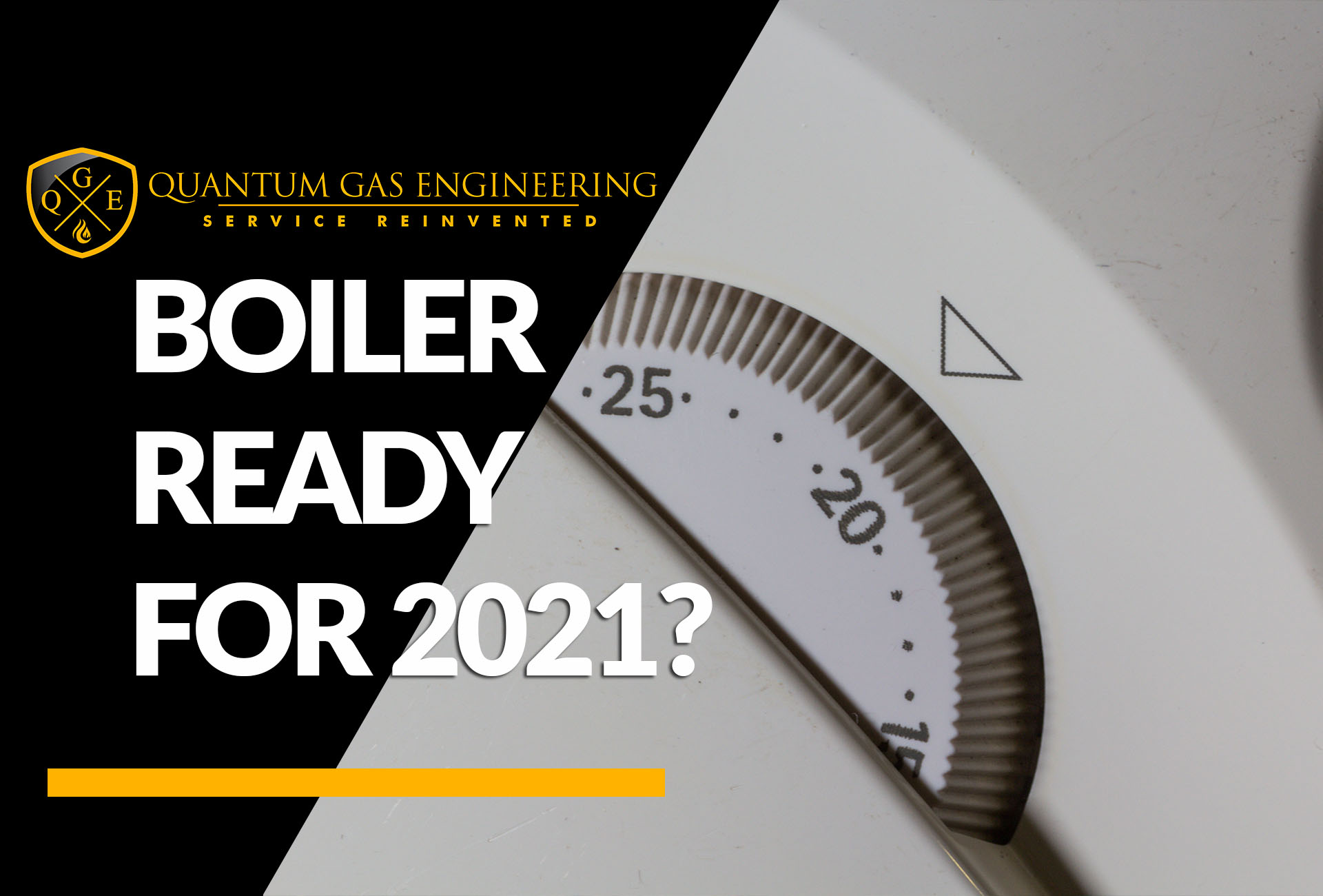 Is your boiler ready for 2021?