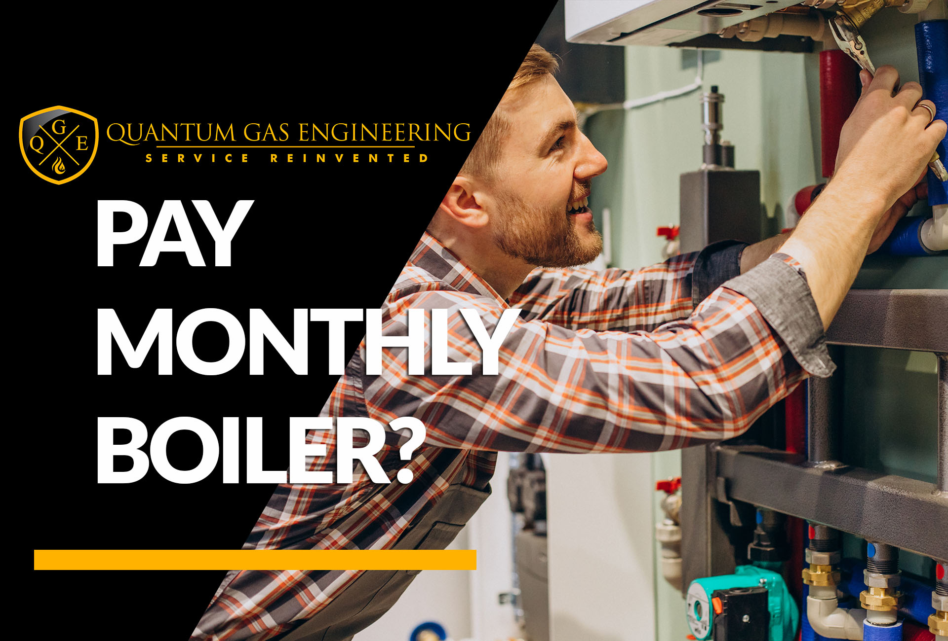 pay monthly boiler