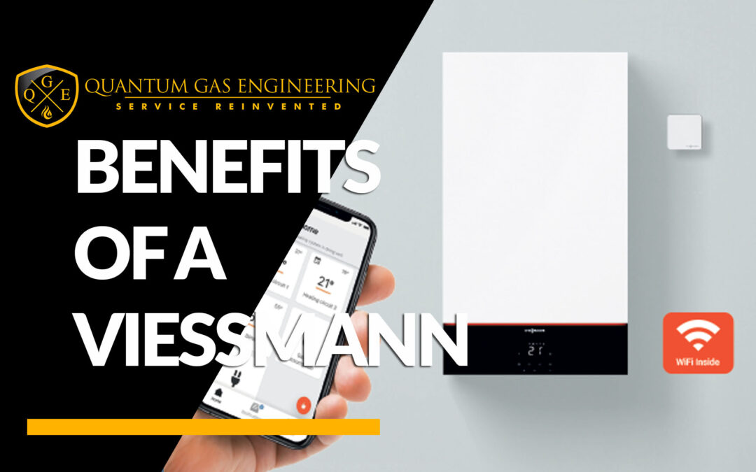 What are the benefits of choosing a Viessmann boiler in North London?
